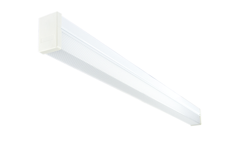Narrow Wrap Fixture - 2 Lamp 4' - Energy Focus