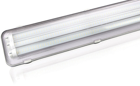 Vapor Tight LED Fixture - 4' 3 Lamp - Energy Focus