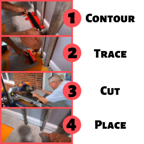 The Camel Gauge just takes 4 simple steps to use and will save you time!