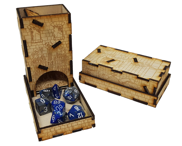 LFG - Portable Dice Tower