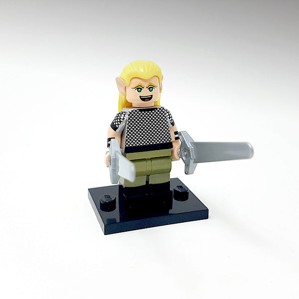LFG - Deluxe Cale Lego Minifig