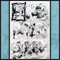 The Vault Item #003 - Gutters Original Art! Page 37