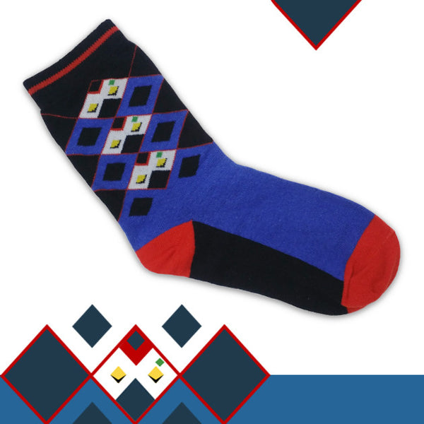 LFG - Richard's Stylin' Argyle Socks!