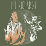 LFG - T-Shirt: I'm Richard