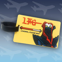 LFG - Richard Luggage Tag