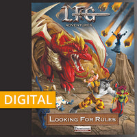 LFG - Looking For Group Adventures Digital Rulebook