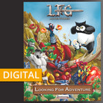 LFG - Looking For Group Digital Adventure 001: Looking For Adventure