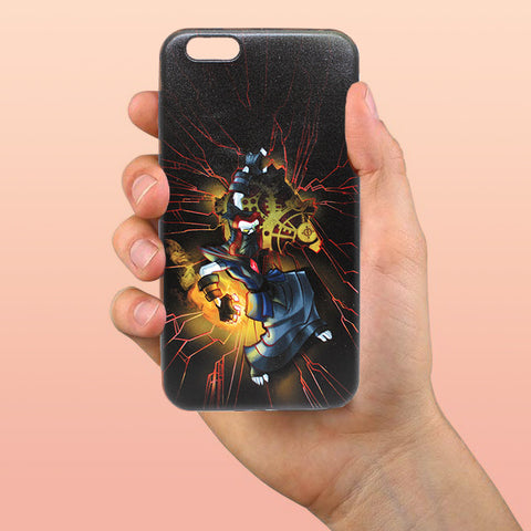 LFG - Clockwork Richard Phone Case