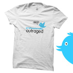 LICD - T-Shirt: Professionally Outraged