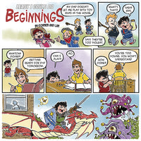 LICD Beginnings Vol 7: I AM THE CHEESE