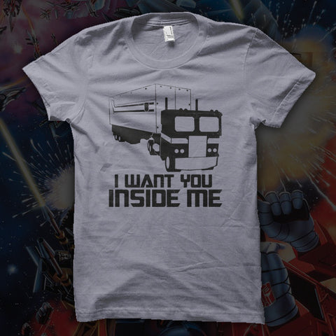 LICD - T-Shirt: Inside You