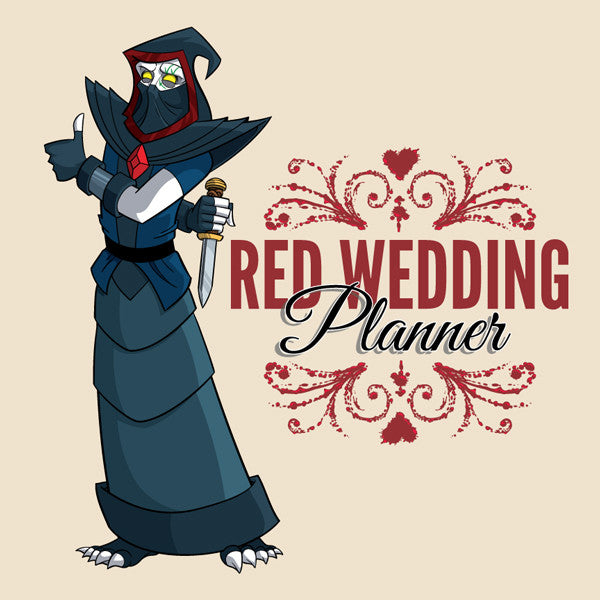 LFG - T-Shirt: Red Wedding