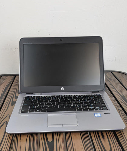 HP EliteBook 820 G3 - Core i5 @ 2.4 GHz - 8GB RAM - 250 SSD