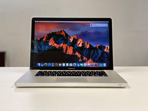 "MACBOOK PRO 15-INCH ""CORE I7"" 2.2 EARLY 2011"