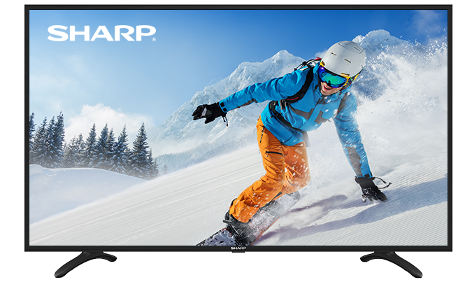 "Sharp LC-43N7004U 43"" CLASS AQUOS 4K SMART TV"