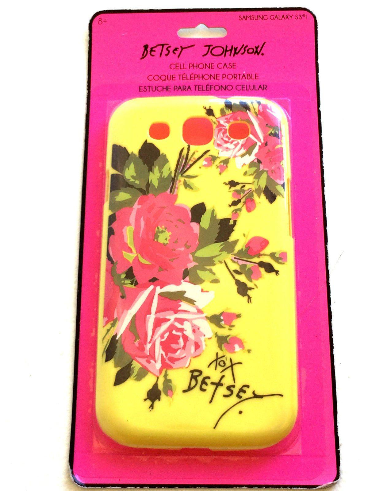 Betsey Johnson Samsung S3 Case