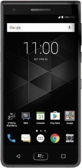 BlackBerry Motion - 32GB - Black (Unlocked) Smartphone