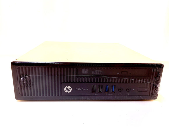 HP 800 G1 USFF - Core i5-4570 - 3.2 GHz - 8 GB RAM - 128 SSD