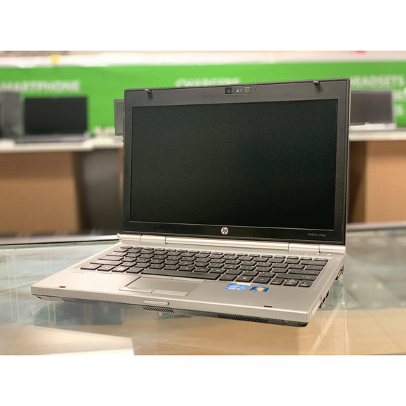 HP EliteBook 2560P - i5 2540M @ 2.6 GHz - 8GB RAM - 120 SSD