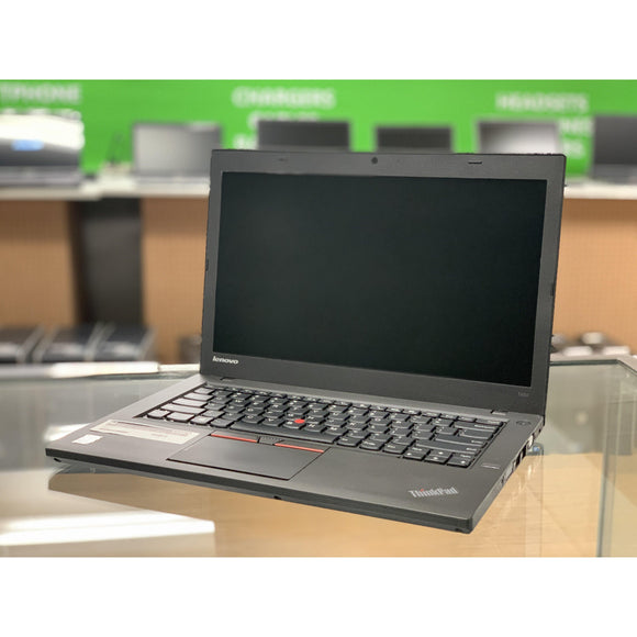 Lenovo T450 - (Core i5-5300U 2.3GHz  - 12 GB - 120 SSD)
