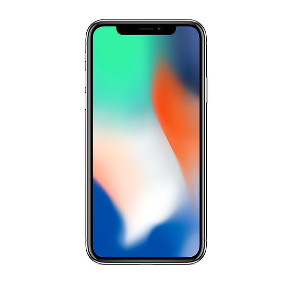 Apple iPhone X - 64GB - Space Grey/White (Unlocked) A1901 (GSM) (CA)