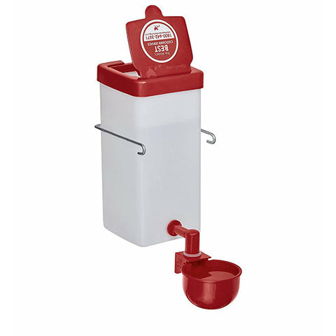 Automatic Fill Chick Cup Drinker Waterer