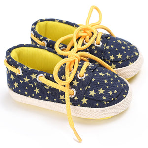 New Baby Shoes Breathable Canvas Shoes 1-3 Years Old Boys Shoes 2 Color Comfortable Girls Baby Sneakers Kids Toddler Shoes