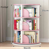Ngryise fashion home minshuku 112cm height 3 layer book shelf - goldylify.com