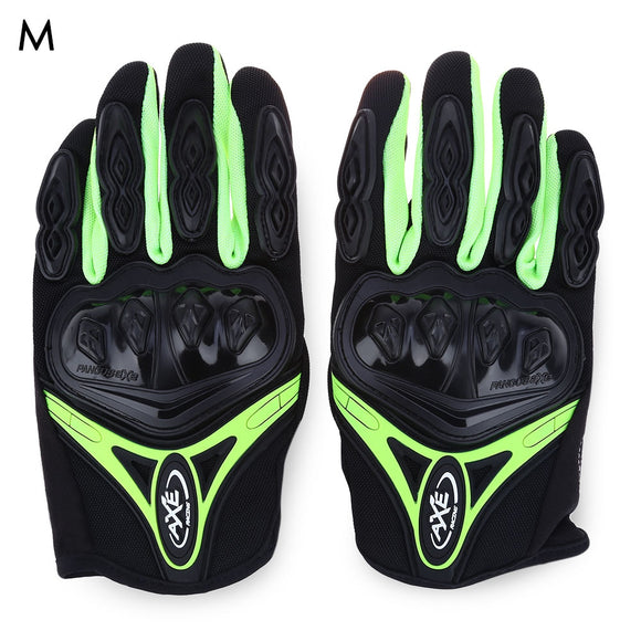 AXE ST-07 Motorcycle Cross-Country Racing Bicycle Riding Protective Gloves Touch Screen Gloves - goldylify.com