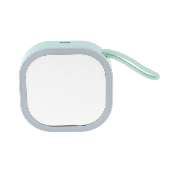Adjustable Light LED Portable Mini Cosmetic Mirror - goldylify.com