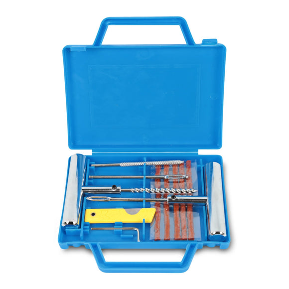 Auto Tire Repair Kit Car Van Motorcycle Bike Repairing Tools Set - goldylify.com