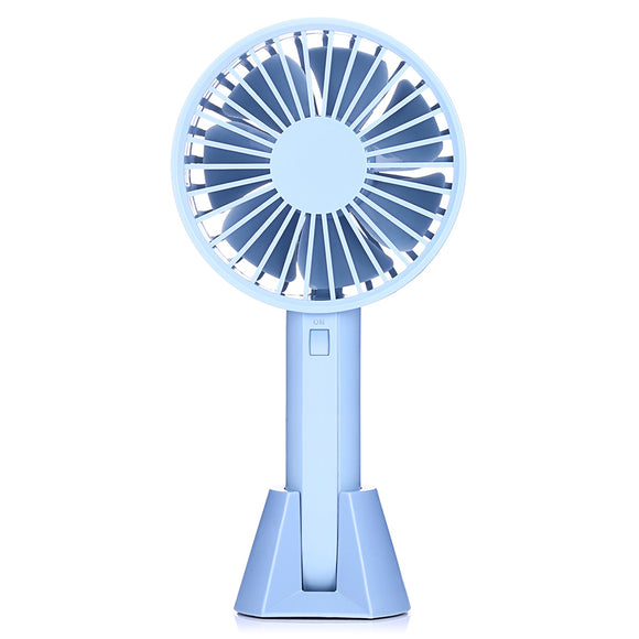 Xiaomi Youpin VH Stylish Portable Handhold Fan with a Detachable U-shaped Base - goldylify.com
