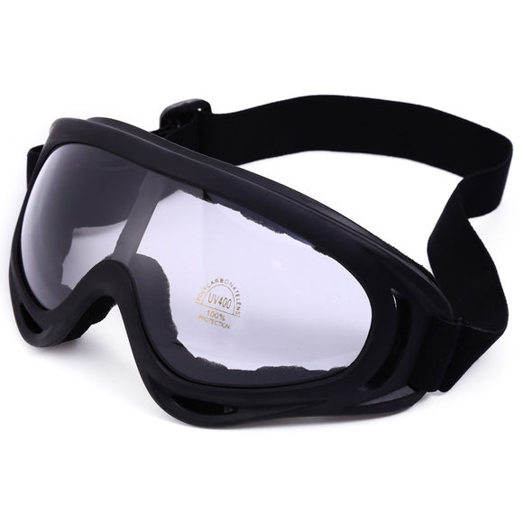 Robesbon Non-polarized Sports Running Outdoor Cycling Motocross Goggles UV400 Protection Sunglasses - goldylify.com
