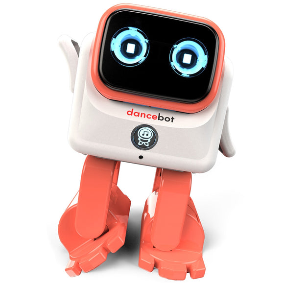 Dancebot AI Smart Bluetooth RC Dancing Robot with Speaker Function - goldylify.com