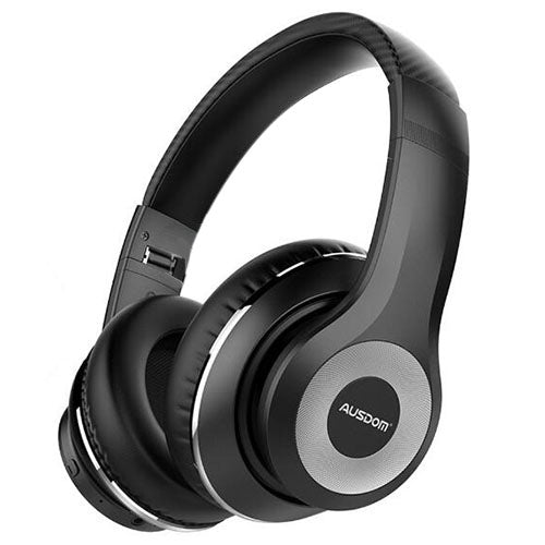 Ausdom ANC10 Bluetooth / Comfortable Wearing / Surround Sound Effect Active Noise Cancelling Wireless Headset - goldylify.com