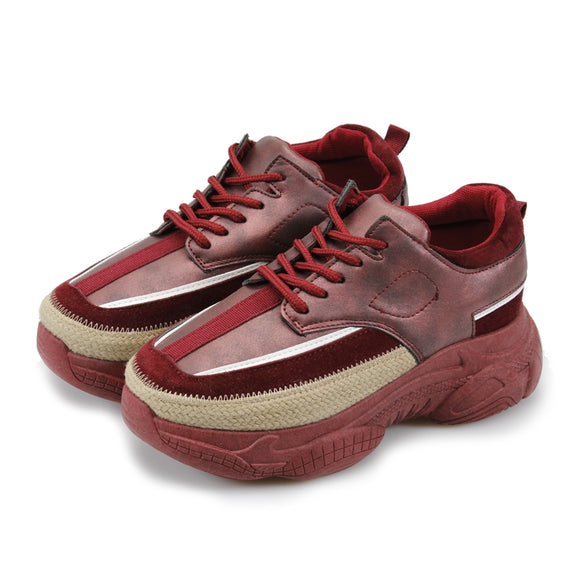 LYUBLINOG1088 Women Platform Shoes - goldylify.com
