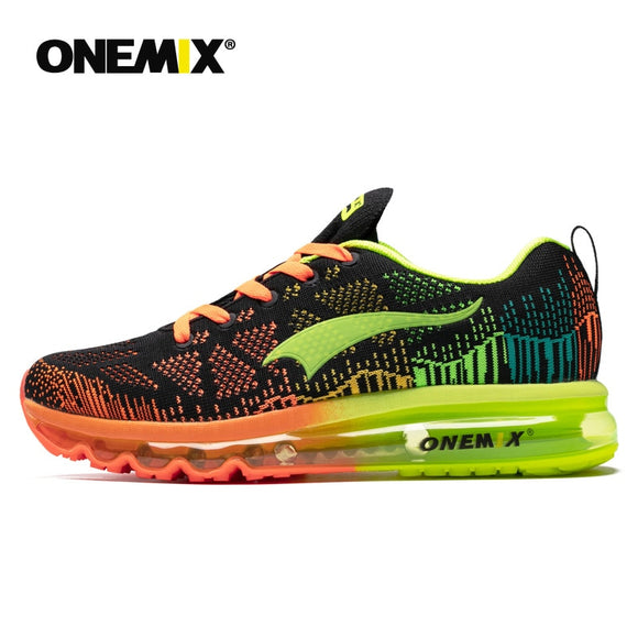 Men's Sport Running Shoes Music Rhythm Man Sneakers Breathable Mesh Outdoor Athletic Shoe Light Male Shoe Size EU 39 47|onemix men|mens sports running shoesrunning shoes