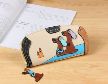 Fashion PU Leather Wallet - goldylify.com