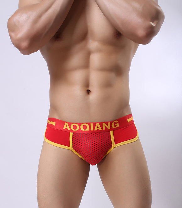 Printed men's underwear - goldylify.com