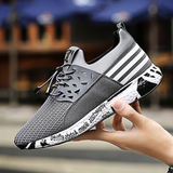 n Running Shoes for Men Trainers Telescopic rope Soft Bottom Mesh Sneakers Shoes Men - goldylify.com