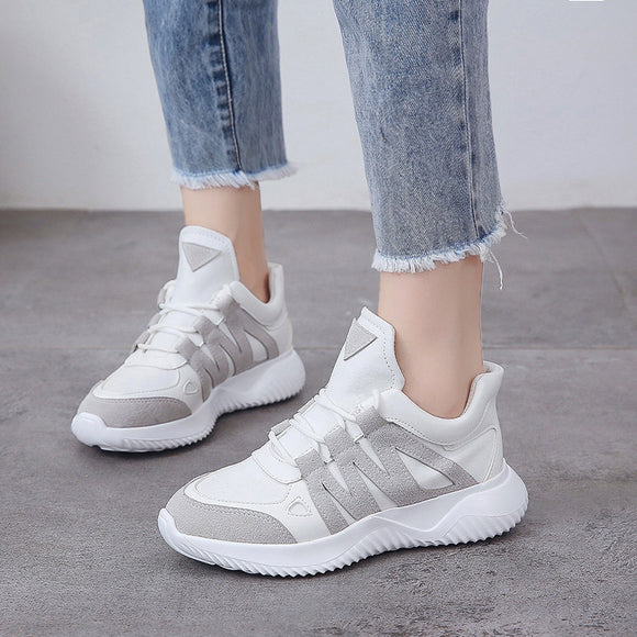 Sneakers plus size casual shoes