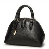 Fashion new leather handbags seashell bag small bag ladies shoulder bag shoulder bag - goldylify.com