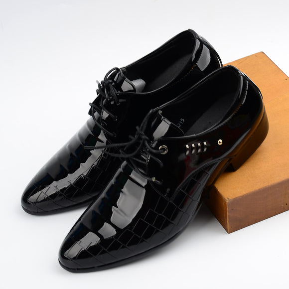 leather shoes - goldylify.com