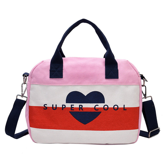 Travel bag large capacity travel for short business trip boarding bag portable sports and fitness bag - goldylify.com