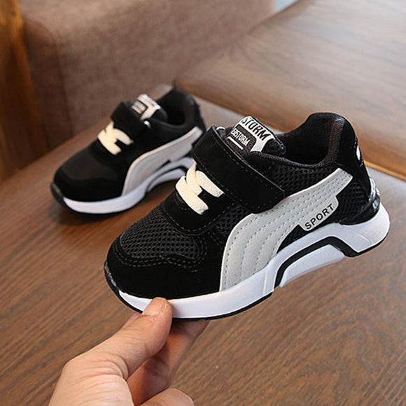 Infant Children Toddler Girls Boys Casual Sports Shoes For Kids Girls Air Mesh Breathable Sneakers Shoes 1 2 3 4 5 6 7 Years Old|Sneakers|