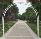 NEW Arch Shelf Iron Art Detachable Flower Door Frame Wedding Party Opening Cherry Arch Event Decoration - goldylify.com