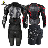 Wolfbike Snowboard Jackets Men Back Support Body Clothing Brace Motocross Motorcycle Cycling Protective Gear Ski Suits Armor - goldylify.com