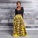 Women Apparel African Clothing Ankara Print African Kitenge Dress Design African Traditional keratin Dress