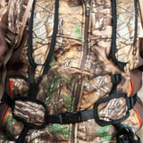 Outdoor Aerial Work Belt Harness Climbing High Working Camping Adventure Polyester Camouflage Belt Climbing Equipment - goldylify.com