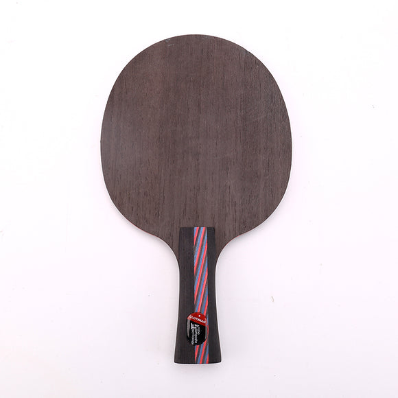 Table tennis racket blade carbon long handle short handle 2017 new brand - goldylify.com